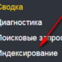 Индексированные страницы Яндекса параметр — в поиске