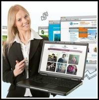 Создать новый сайт WordPress